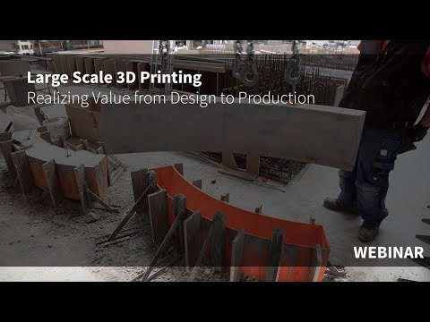 [Webinar] How to Revolutionize Your Architecture and Construction Business with 3D Printed Formwork
