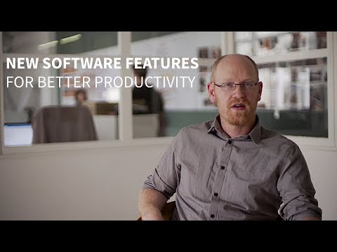 New Software Features August 2017