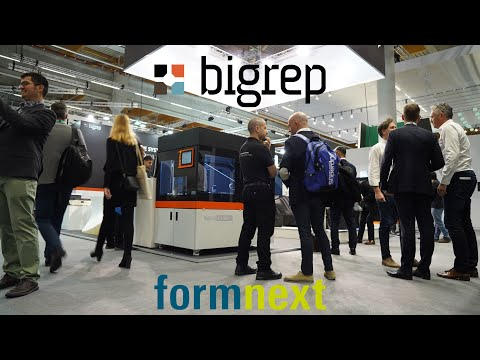BigRep at Formnext 2019