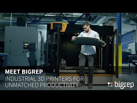 Meet BigRep - Redefining Additive