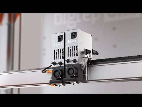 Introducing The New Power Extruder By BigRep