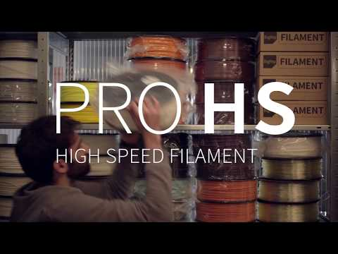 PRO HS - High Speed 3D Printing Filament