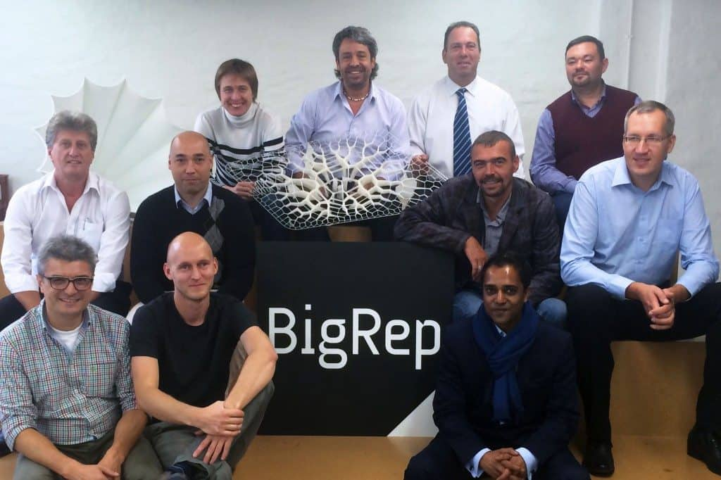 BigRep's reseller