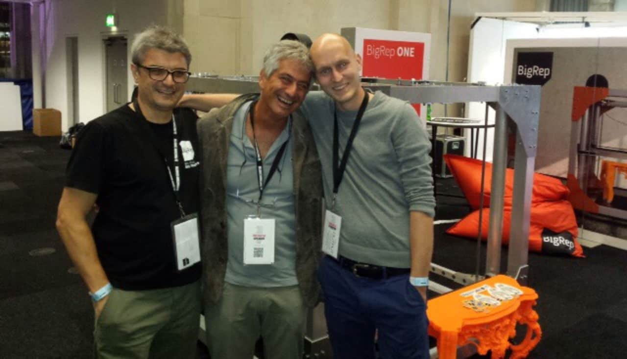 René Gurka meets the guy who 3D printed houses