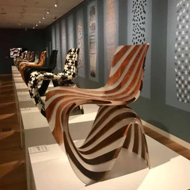 Joris Laarman Lab series based on the Diamond Chair 2014