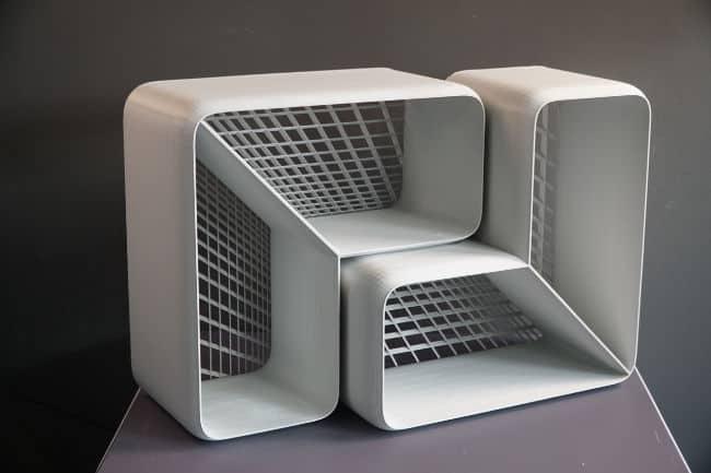 Shelf Unit in fast-printing PRO HS Filament