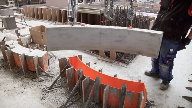 Geiger 3D Printing Concrete Casting Molds