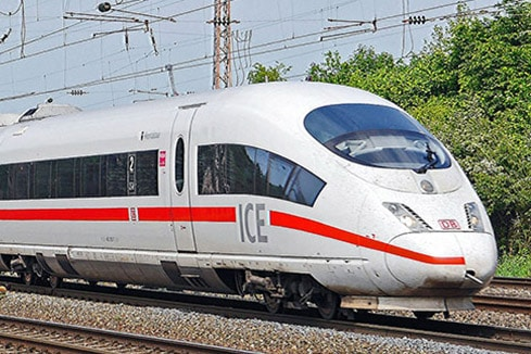 Deutsche Bahn Goes Additive with BigRep