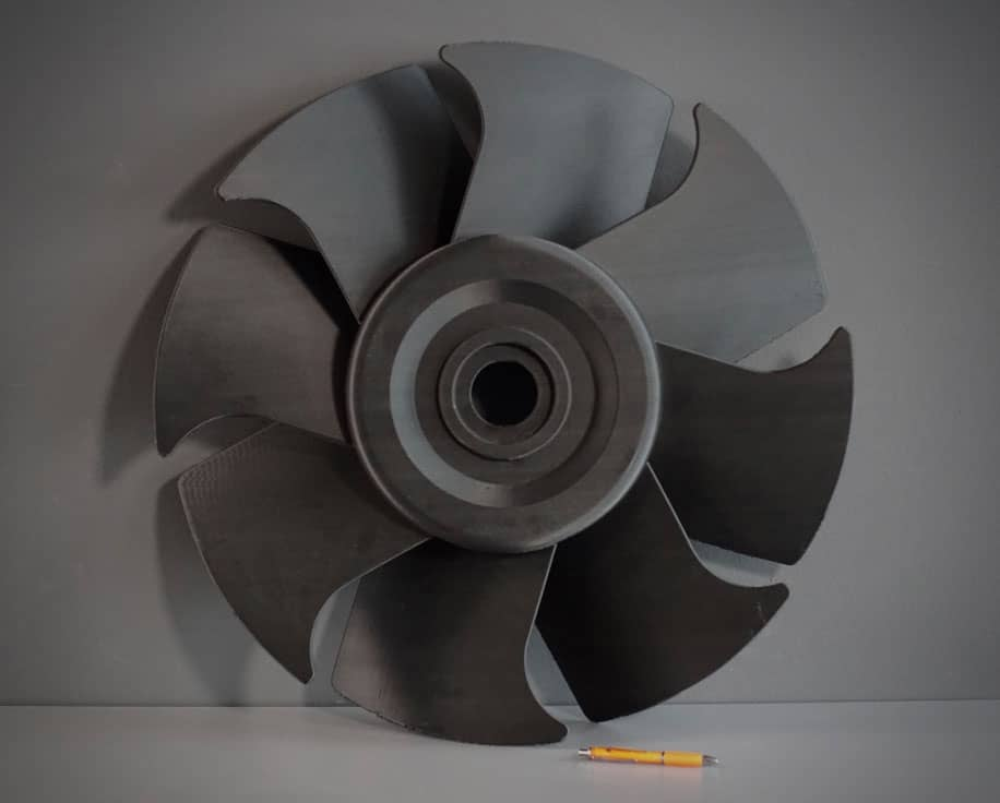 Bionic propeller (BigRep design)