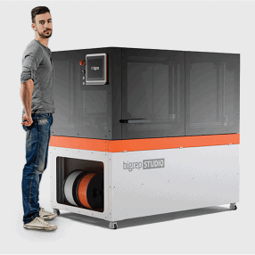 BigRep STUDIO Large-Scale 3D Printer