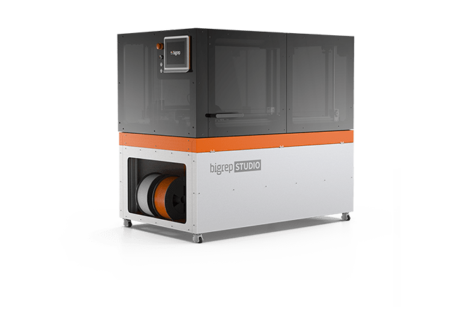 Large-Scale 3D Printing with the Bigrep STUDIO