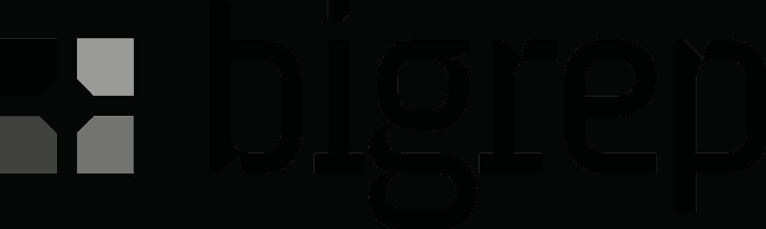 BigRep Logo bw