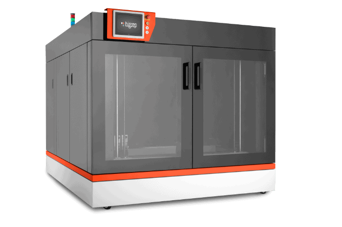 BigRep PRO large scale 3D Printer