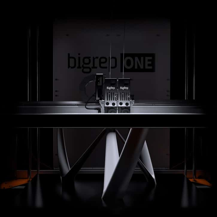first man movie and the Bigrep ONE
