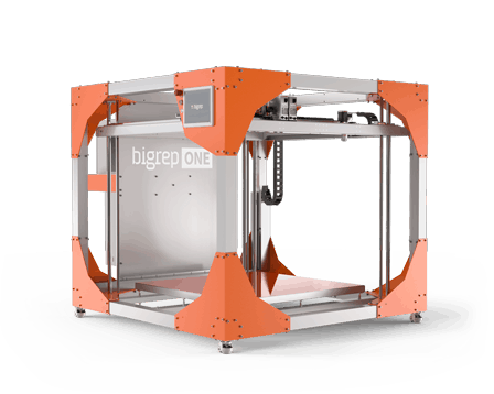 Industrial 3D Printer - BigRep ONE