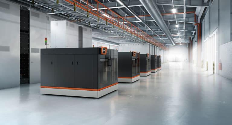 Logo Bigrep PRO - Industrial 3D Printer