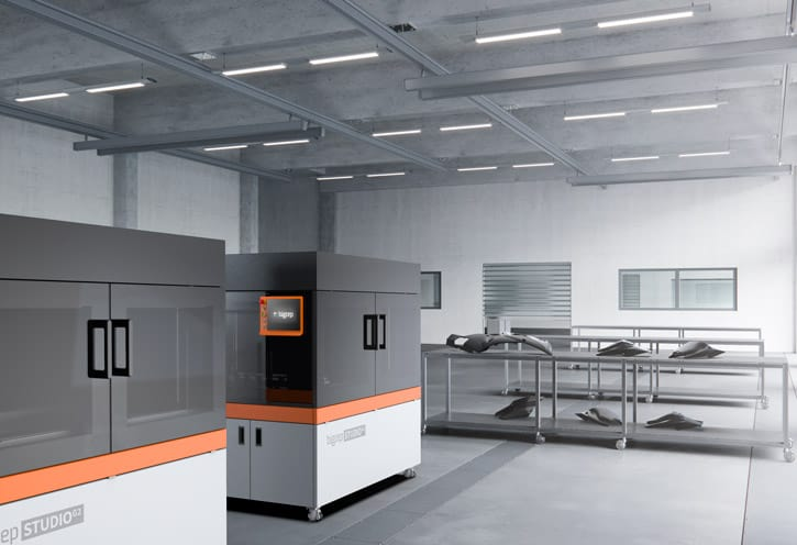 D Printer Exhibition Germany : Introducing a new generation of large format d printing the