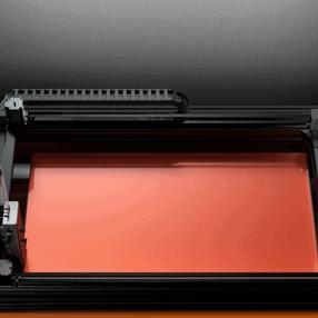 BigRep STUDIO 3D Drucker Druckbett