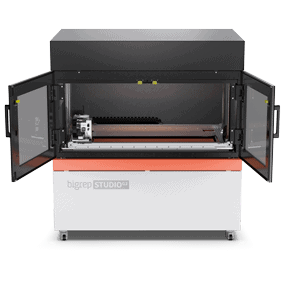Large-Scale 3D Printing with the Bigrep STUDIO | Bigrep GmbH
