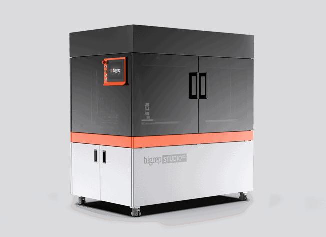Large-Scale 3D Printing with the Bigrep STUDIO | Bigrep GmbH