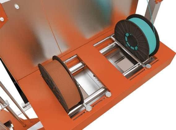 Filament-Material for 3D Printing
