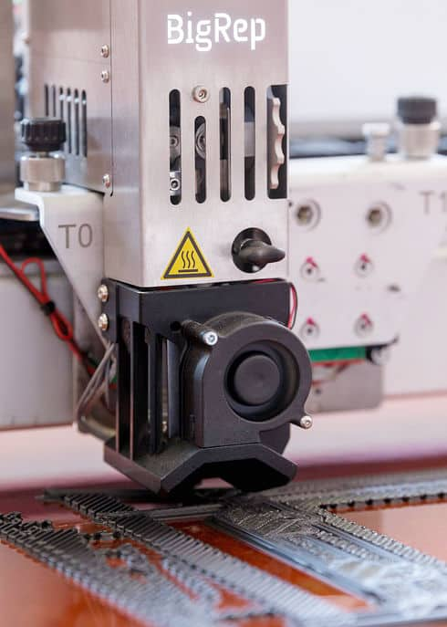 How a 3D Printer works: FFF/FDM