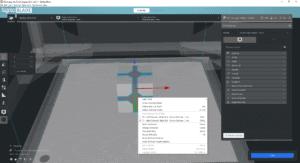 3D Slicer Software: Dual Extruder Funktion