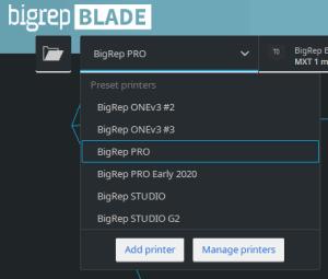 3D Slicer Software: 3D-Drucker hinzufügen