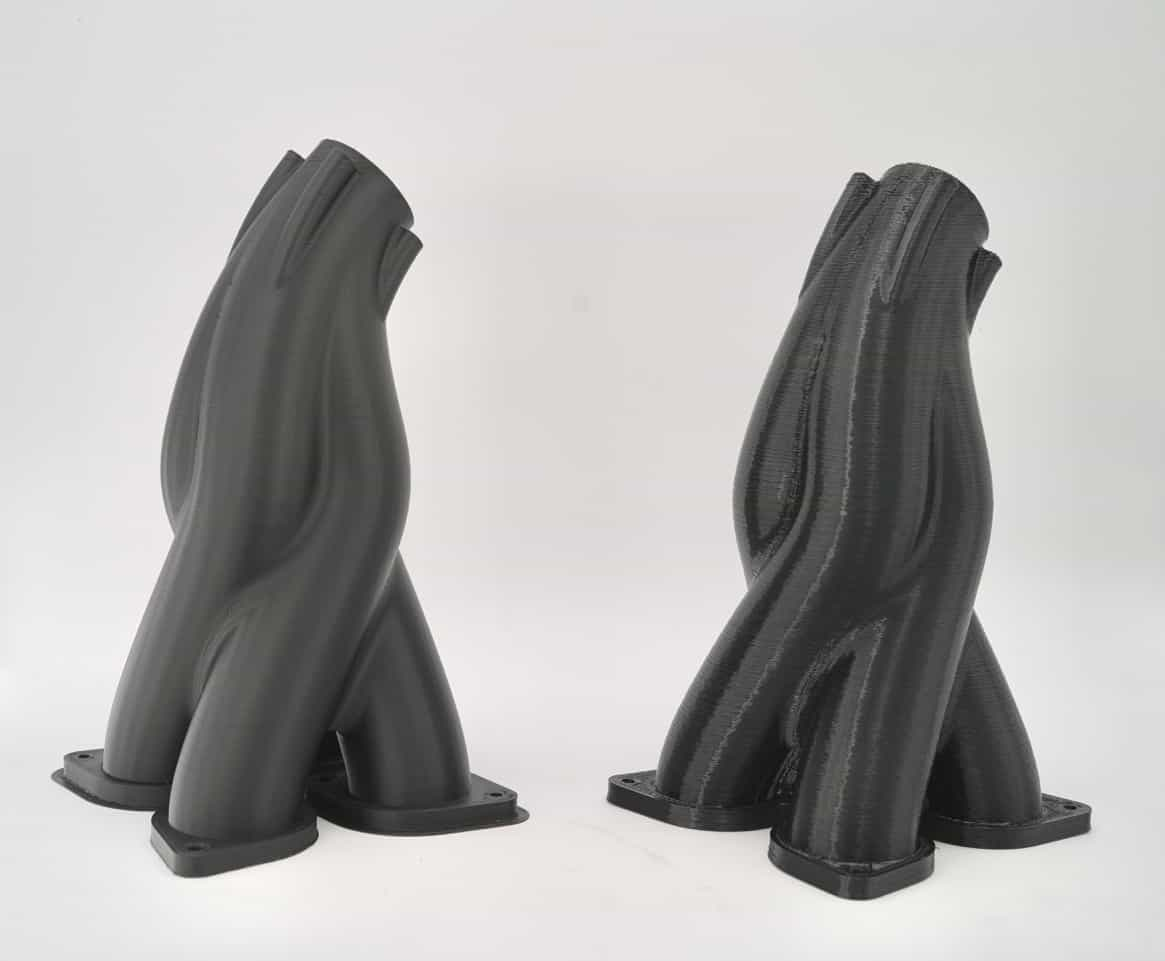 Fast 3D Printing Sample Part
