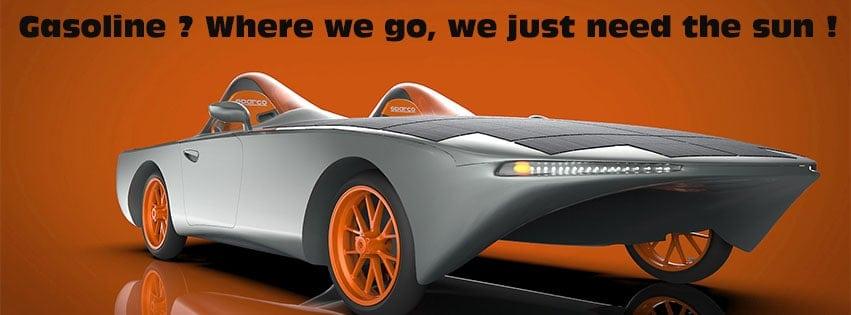 3D Printed Car Parts - Solar Car