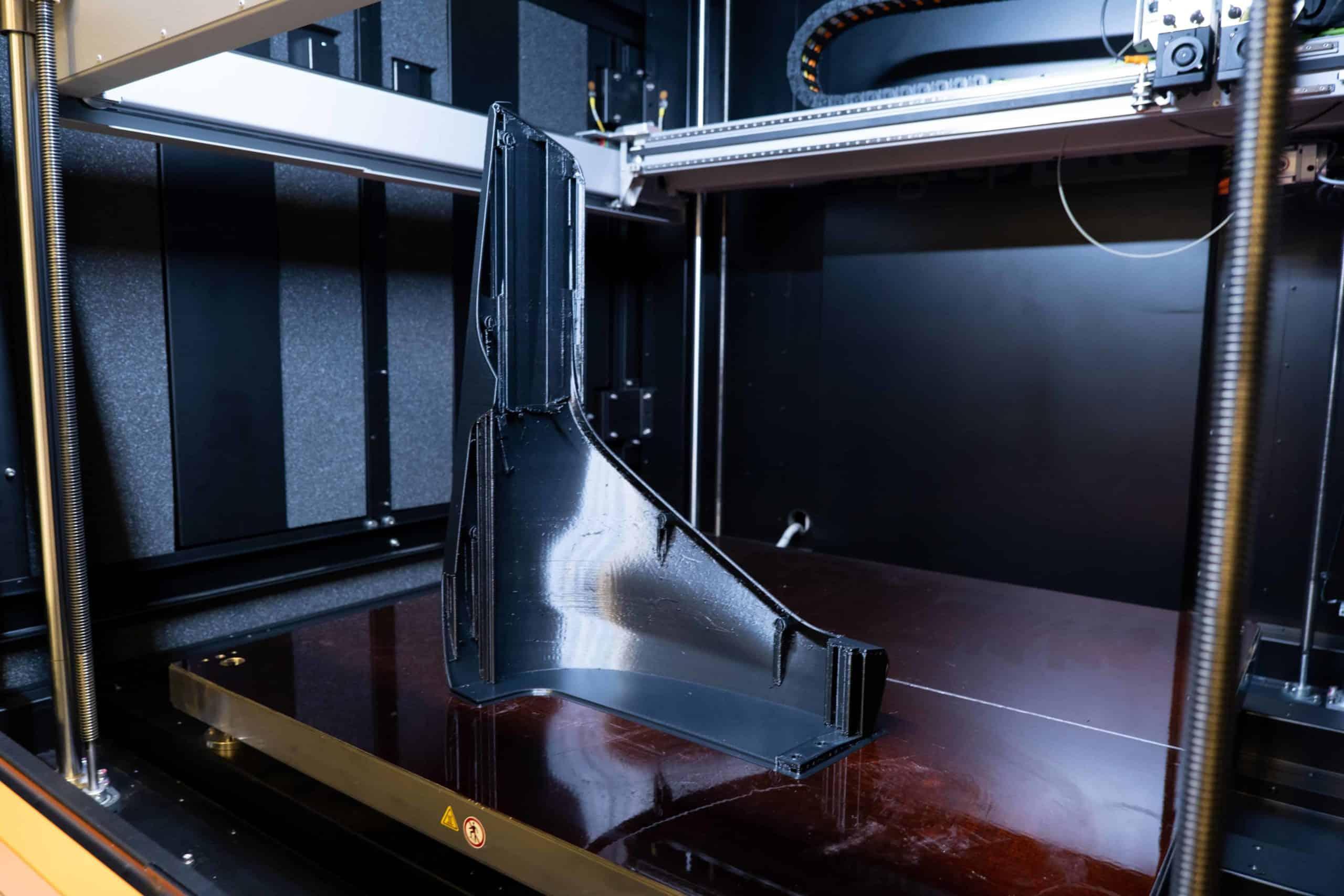 Nikola Motors BigRep PRO Tre Print Left Bumper