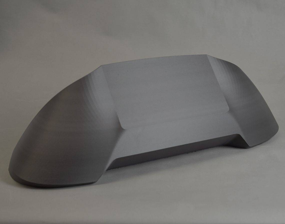 Composite Form 3D-gedruckt aus Kohlefaser-Filament