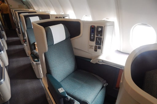 Thermoforming Application: Aircraft Interior