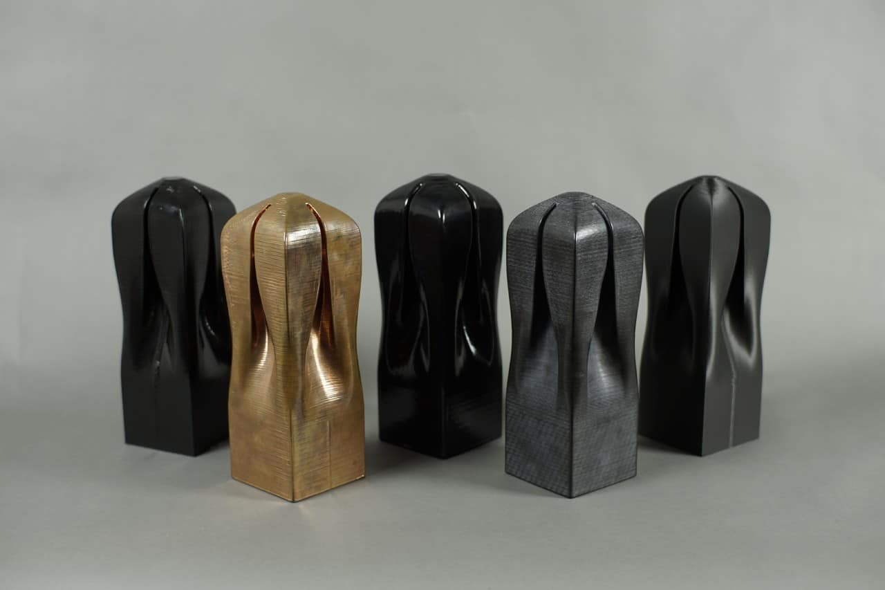 Post Processing 3D Printed Parts