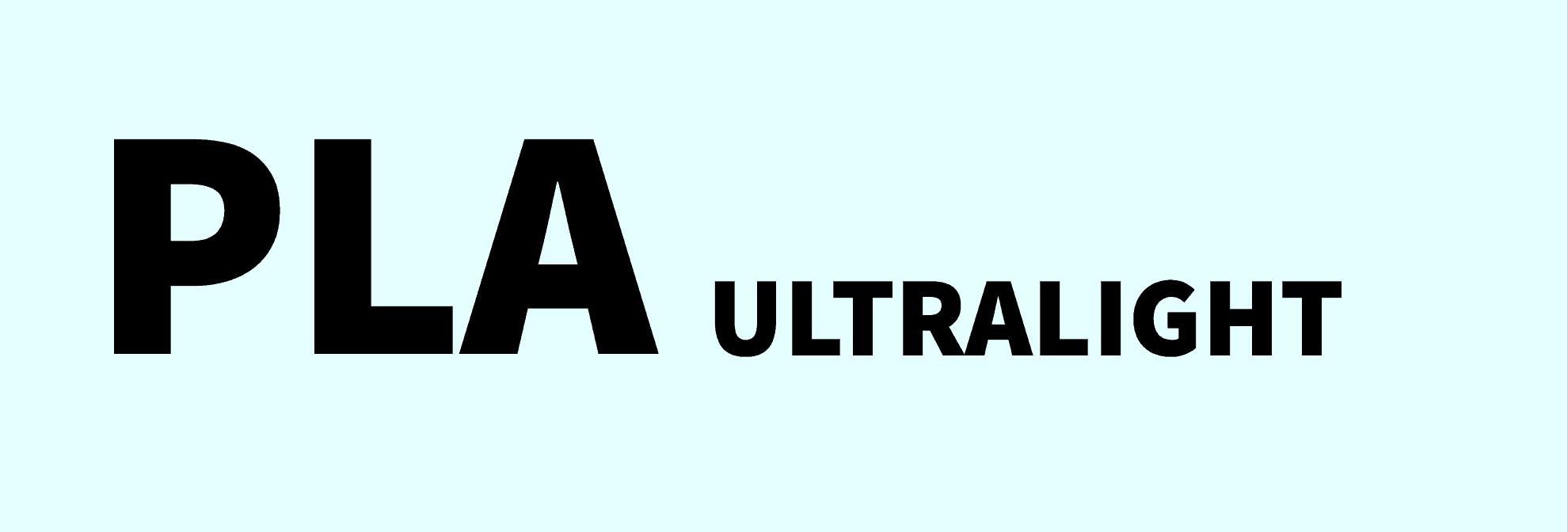 PLA Ultralight website@2x