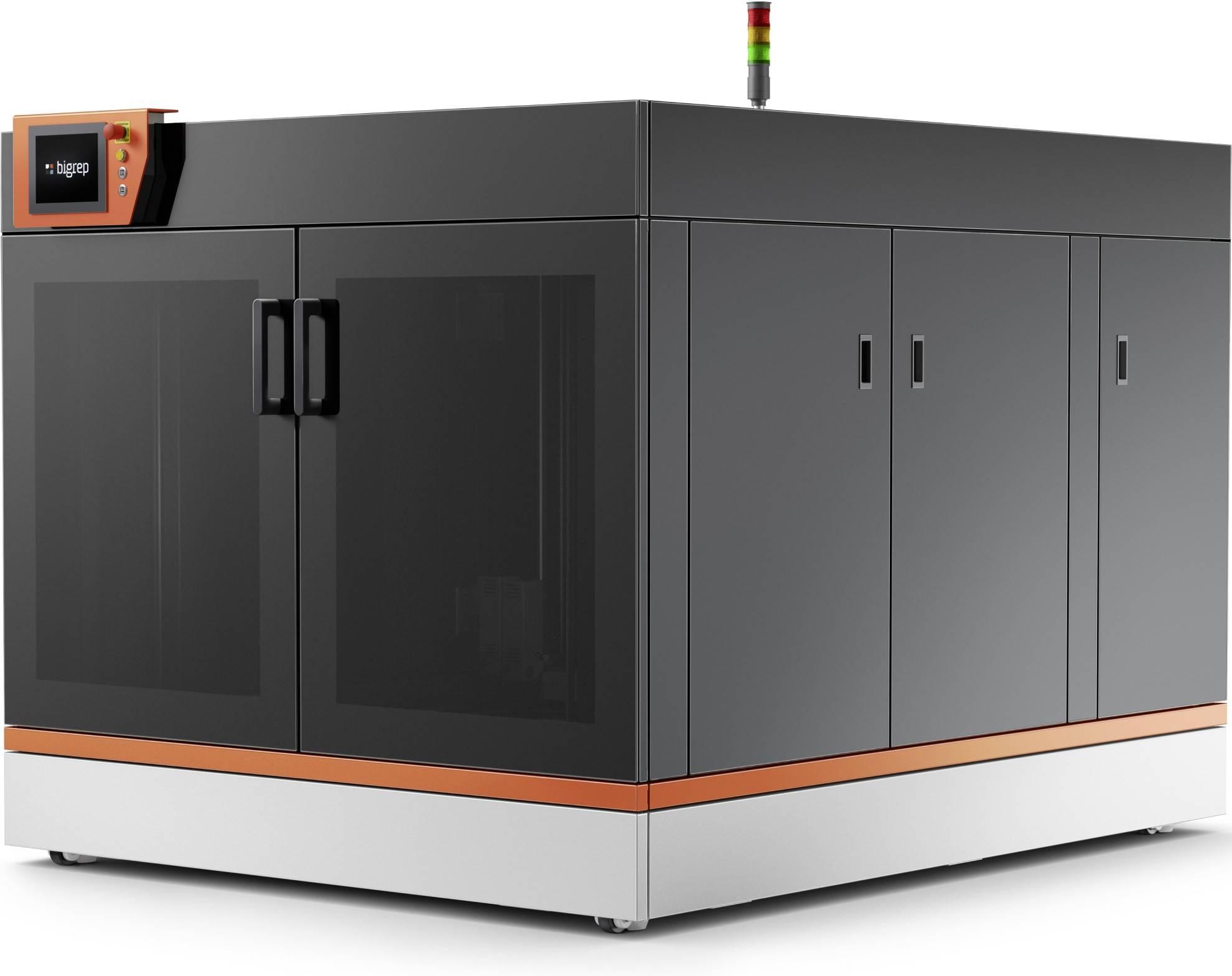 Carbon Fiber Molds from 3D Prinjter BigRep PRO