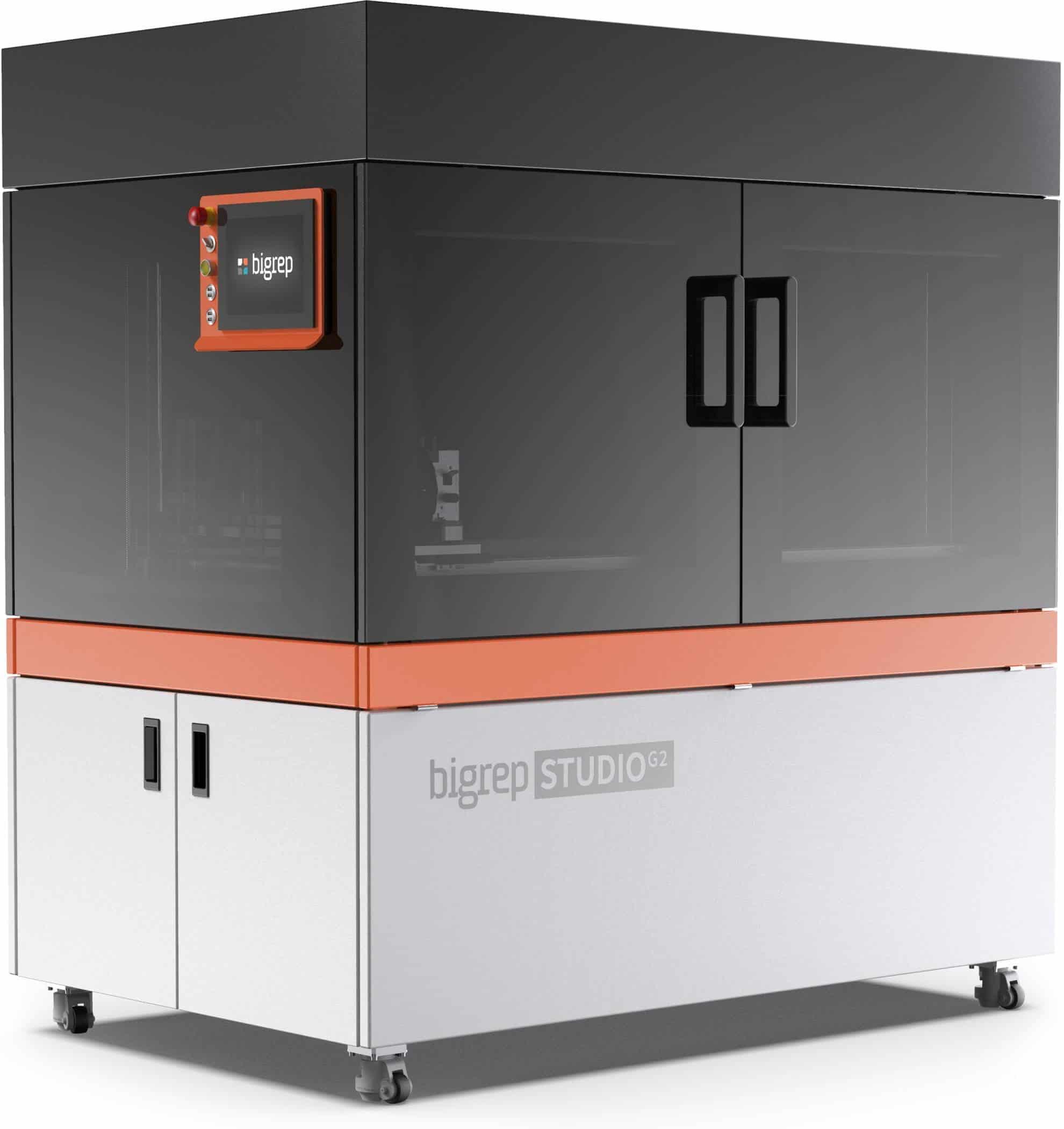 Carbon Fiber Patterns from 3D Prinjter BigRep STUDIO