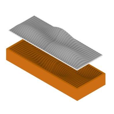 How to Make Concrete Forms 3D Print Step 5