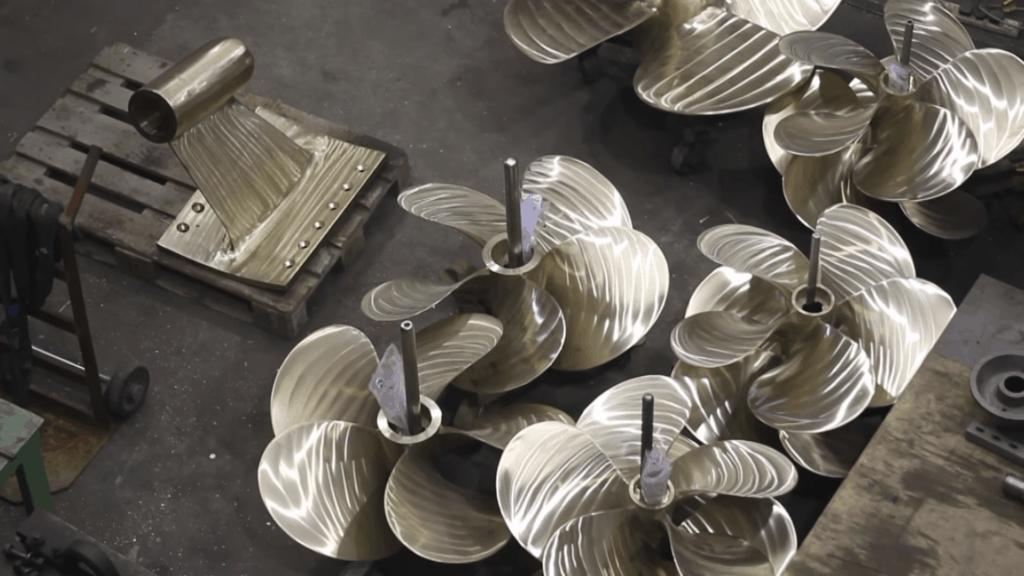 metal-cast-pattern-propellor-teignbridge