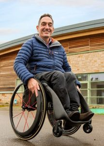 Medial 3D Printing: Self Balancing Wheelchair