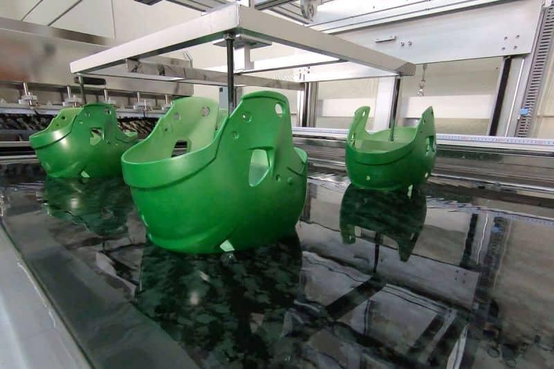 3D Print Post Processing Dipping Coating