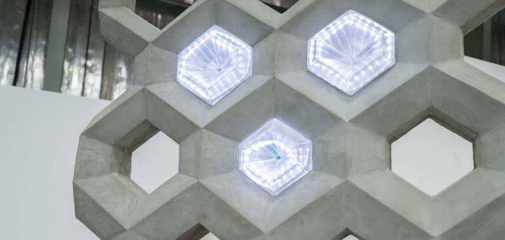 3D Printed Concrete Formwork