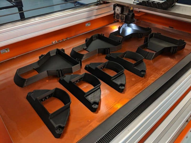 3D Printing Lower Cost with less Post Processing