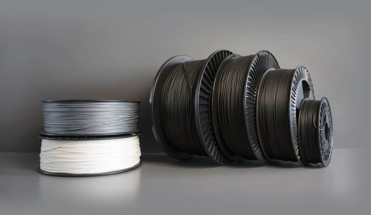 Filaments for the BigRep PRO 3D Printer