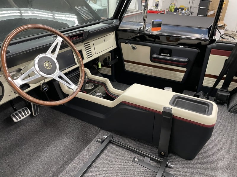 Car Restoration: 3D Printed Center Console