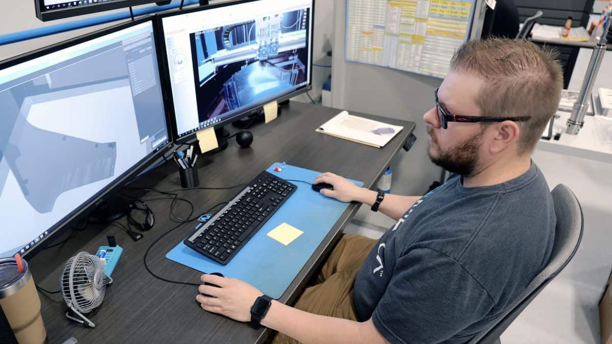 Industrial 3D Printer Price Customer Nikola Corp.