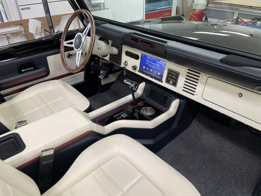 3D Printed Car Interior