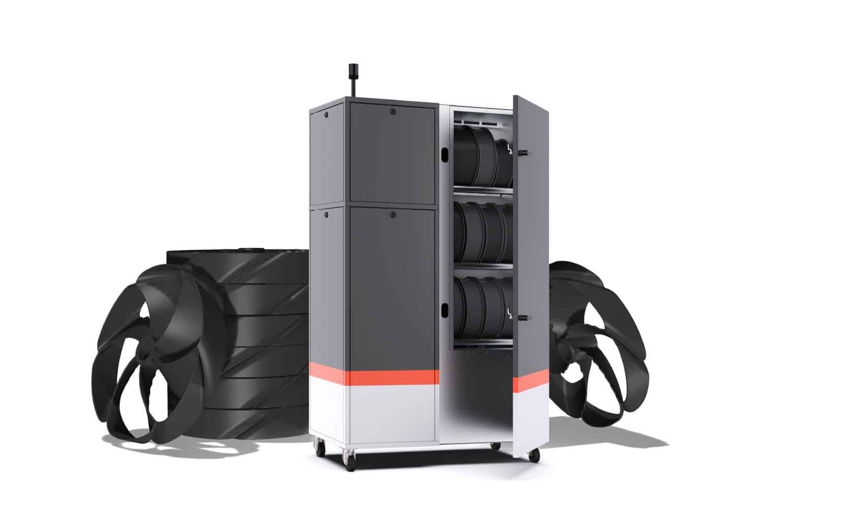 60 kg Storage Filament Dry Cabinet